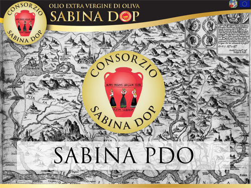 Download Extra Virgin Olive Oil SABINA PDO leaflet