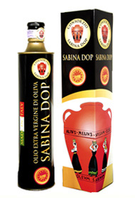 Extra Virgin Olive Oil SABINA PDO