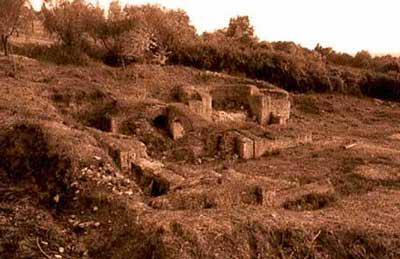 Storia della Sabina: Cures la capitale dei Sabini