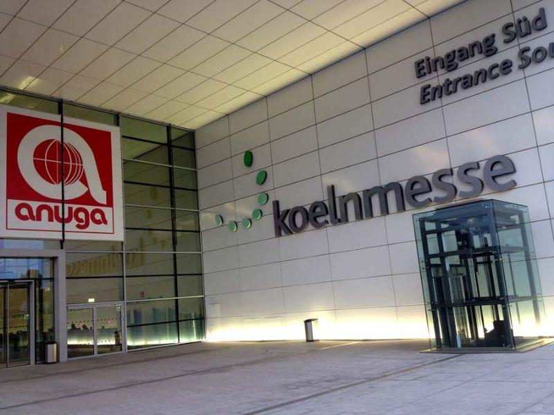 Anuga 2013, Colonia 5-9 ottobre