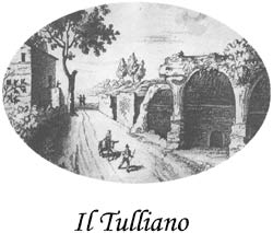 IL TULLIANO - FRANCESCA DE ANGELIS