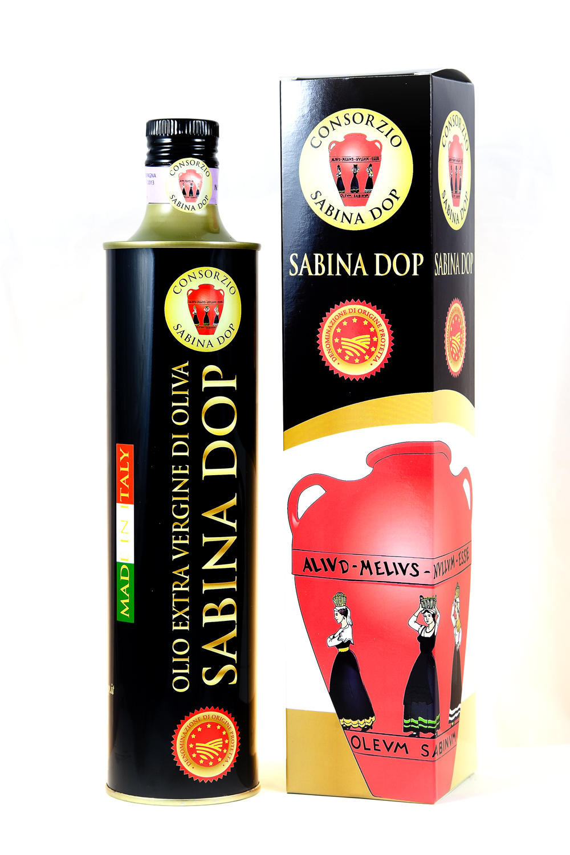 olio extravergine Consorzio Sabina Dop